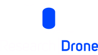 Research Drone Logo